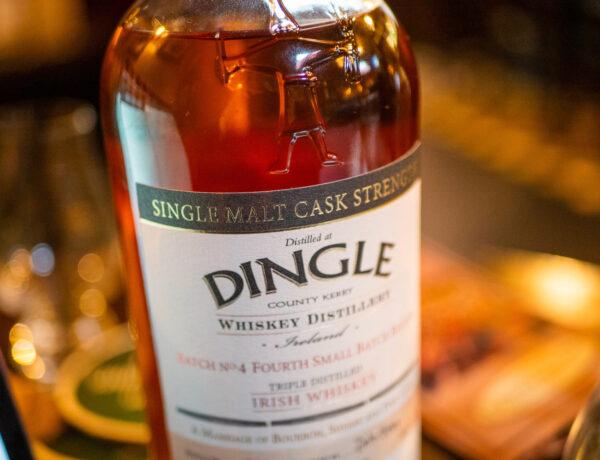 Dingle single malt, batch 4