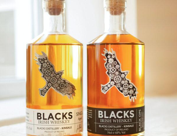 Blacks distillery Kinsale