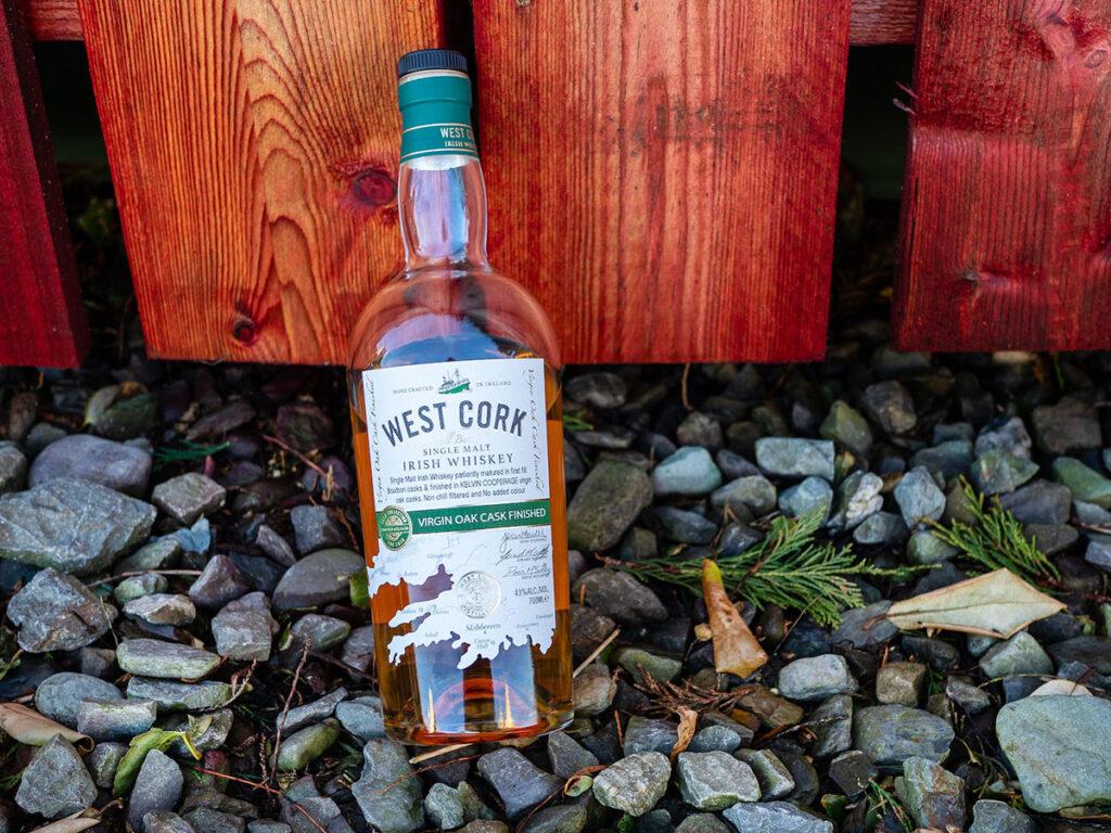 West Cork single malt, virgin oak cask finish