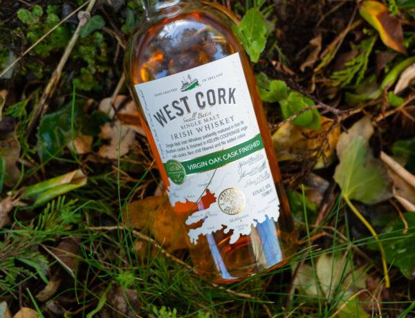 West Cork single malt, virgin oak finish
