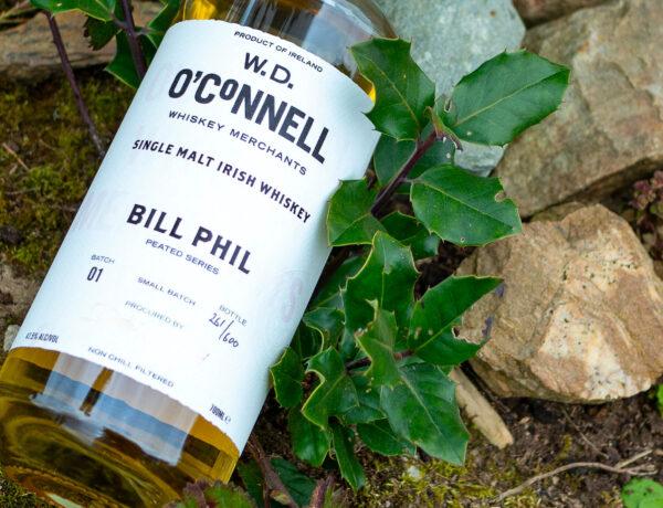 Bill Phil, peated Irish whiskey