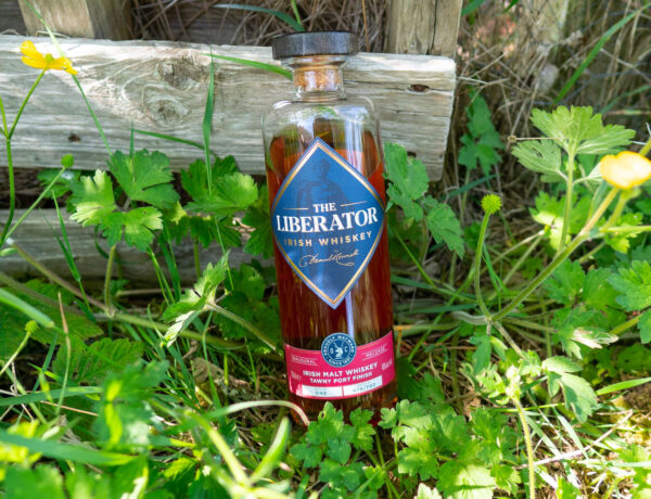 The Liberator Irish whiskey