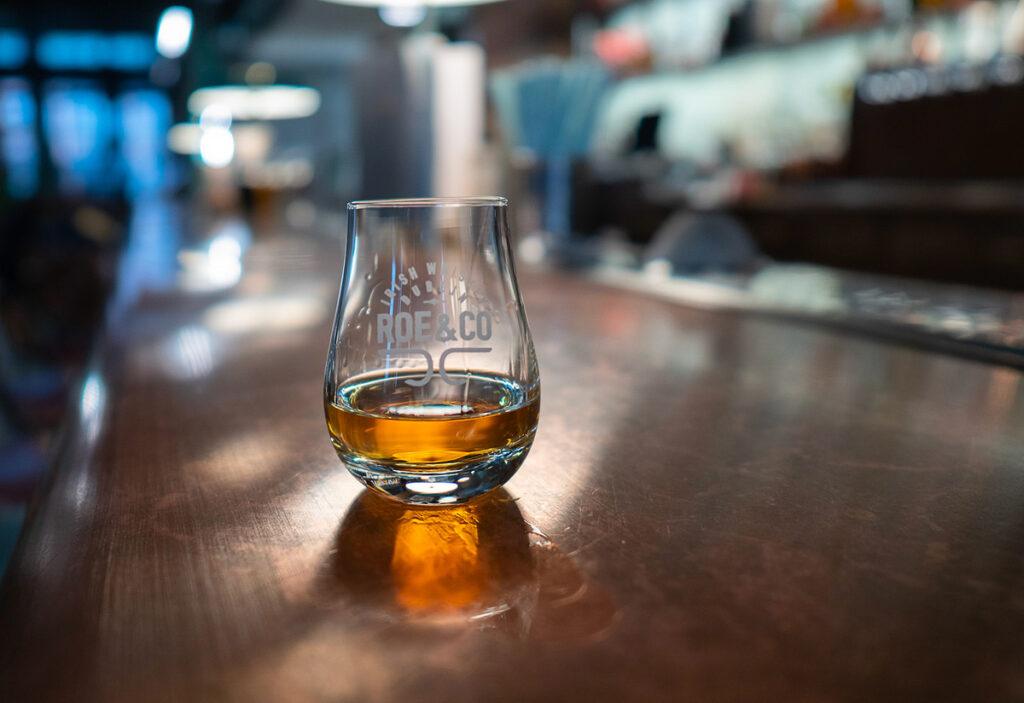 Roe & Co distillery