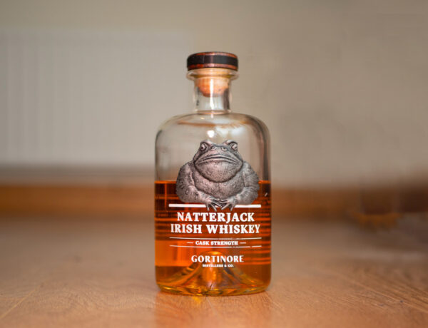 Natterjack cask strength