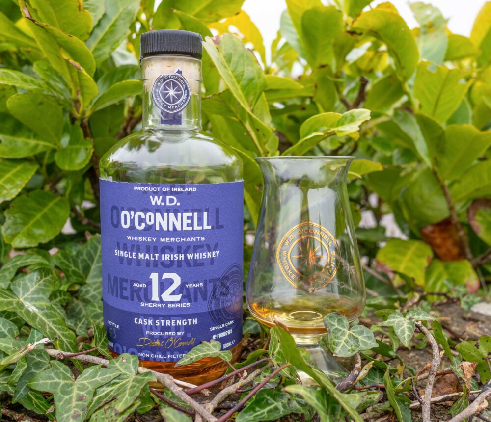 W.D O'Connell 12-year-old single malt